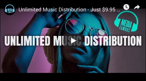 Unlimited Music Distribution - iTunes, Spotify, Amazon, Tidal, Apple Music & more